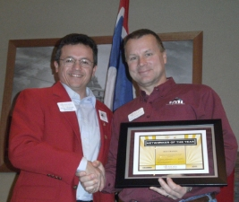 Chamber Networker of the Year, 2011 - Rod Trahan, ActionCOACH/Streamline Enterprises