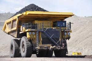 Cloud Peak Energy - Haul Truck 2014