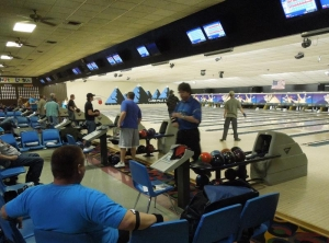 Cloud Peak Lanes - Men's Tournament