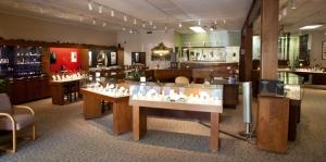 Kraft's Jewelry - interior