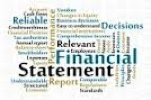 Financial Statement - Words