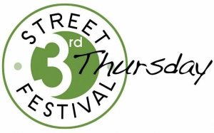 3rd Thursday Street Festival logo
