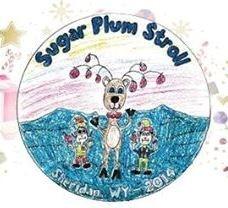 Christmas Stroll 2014 - Sugar Plum Banner cropped