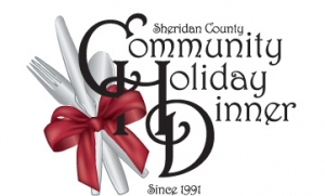 Community Holiday Dinner logo
