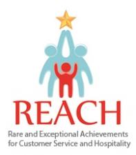 REACH Awards logo