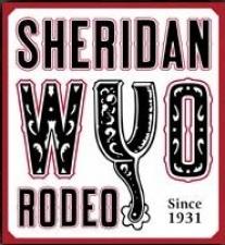 Sheridan WYO Rodeo logo