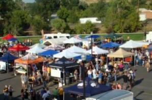 Brewfest 2013 - Aerial View 08.01.14