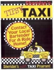 Tipsy Taxi logo