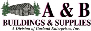 A&B Buildings logo