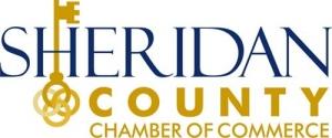 Sheridan County Chamber logo
