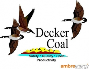 Decker Coal Company logo