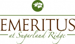 Emeritus at Sugarland Ridge logo
