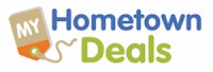 My Hometown Deals logo