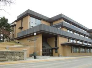 Sheridan County Offices and Courthouse