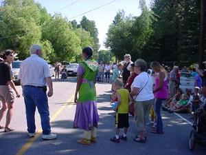 Story Days Parade