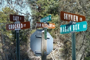 Story Street Signs
