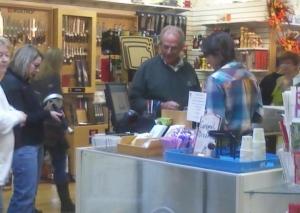 CA$H MOB at Cottonwood Kitchen Shop, October 2012