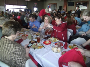 Chamber Luncheon, March 2012