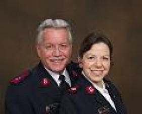 Capt. David Leonard & Major Geraldine Leonard, The Salvation Army