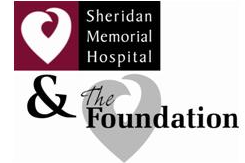 Sheridan Memorial Hospital logo - resized for footer