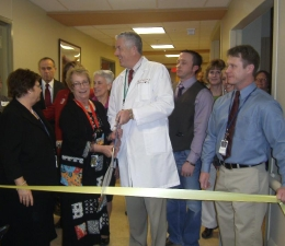 Sheridan VA Medical Center - Ribbon Cutting, Jan 2012