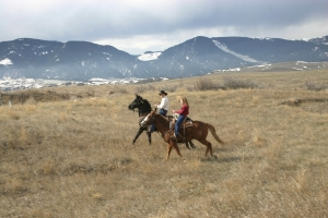Horseback Riding in Sheridan County