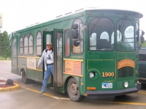 Historic Sheridan Trolley