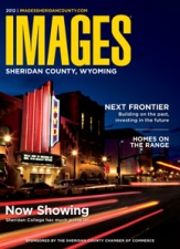 Cover of Images Sheridan County 2012